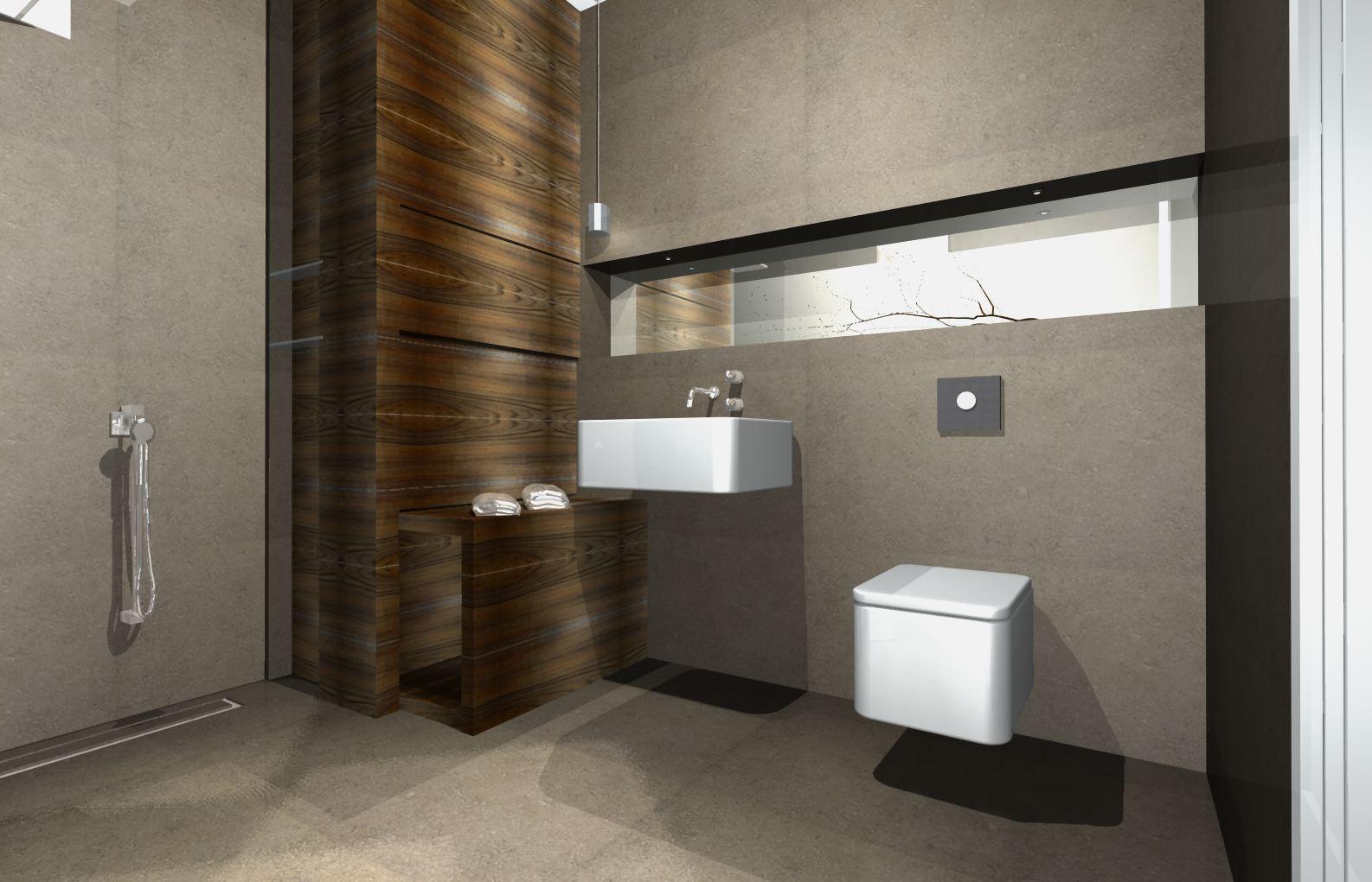 Nowoczesne łazienki Pracownia Artika Architekt Warszawa