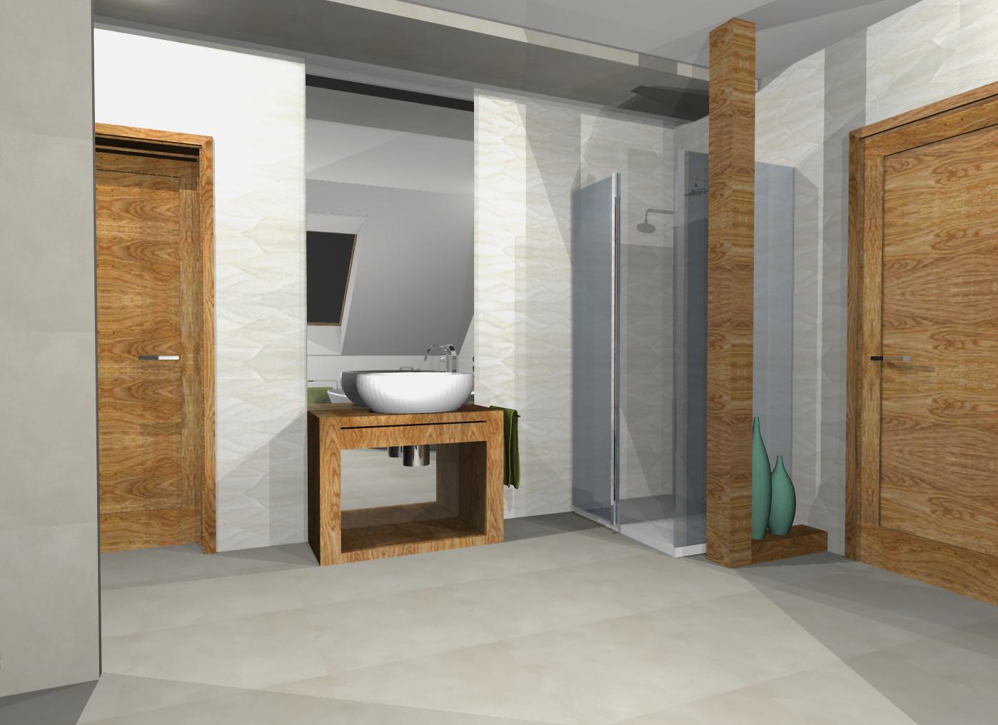 10 projekt łazienek nowoczesnych