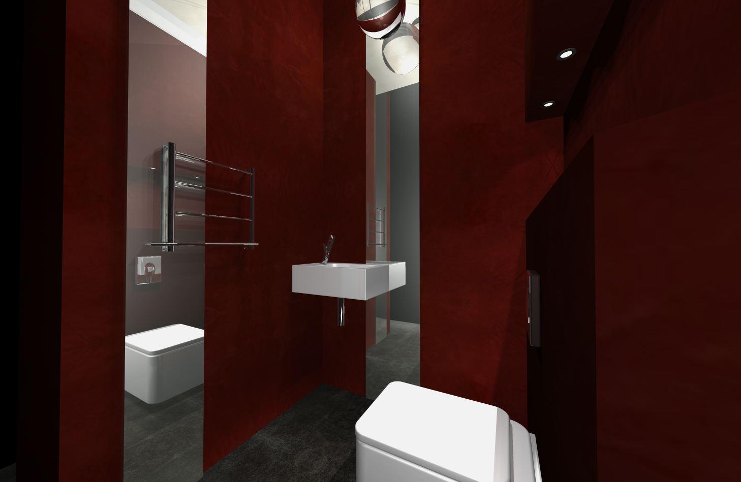 6 projekty łazienek nowoczesnych