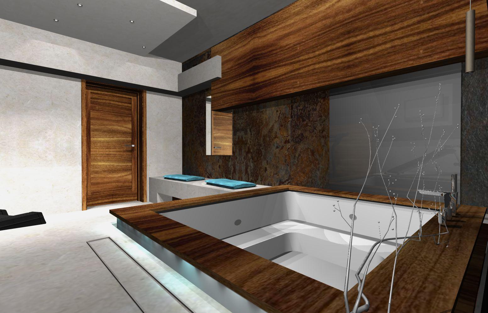Projekty łazienek Aranżacje Galeria
