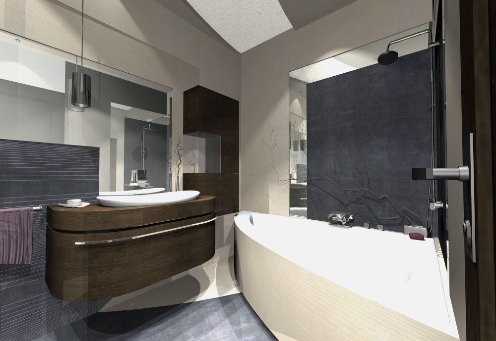 Galeria projektów łazienek