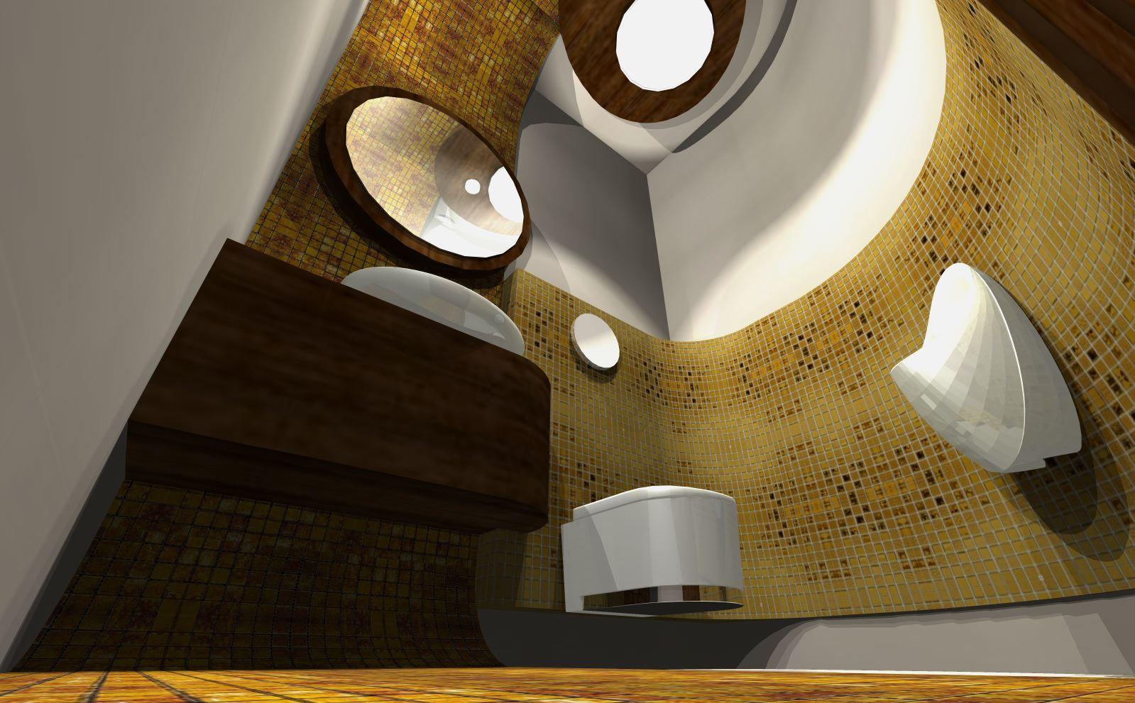 łazienek nowoczesnych mozaika