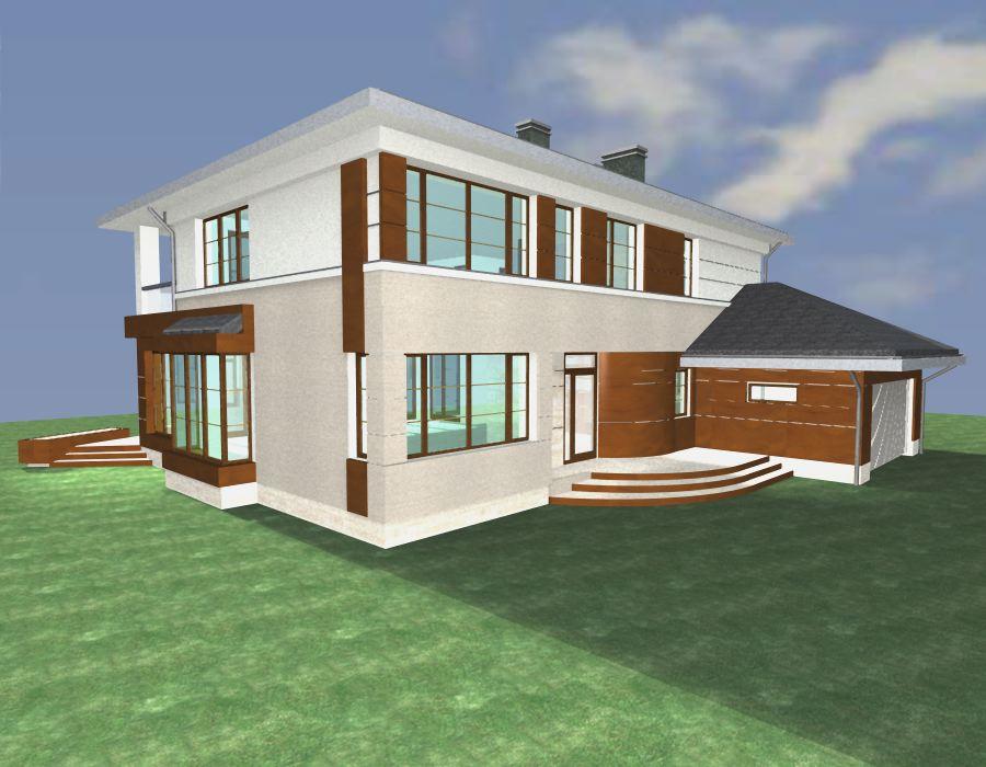 Elewacje I Projekty Elewacji Domów Budynków Zobacz