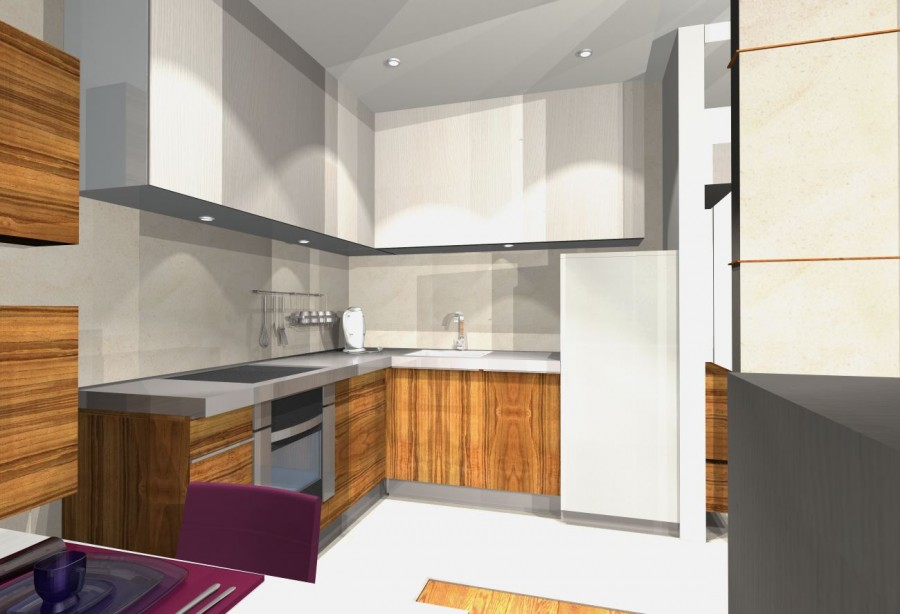 galeria projektów kuchennych