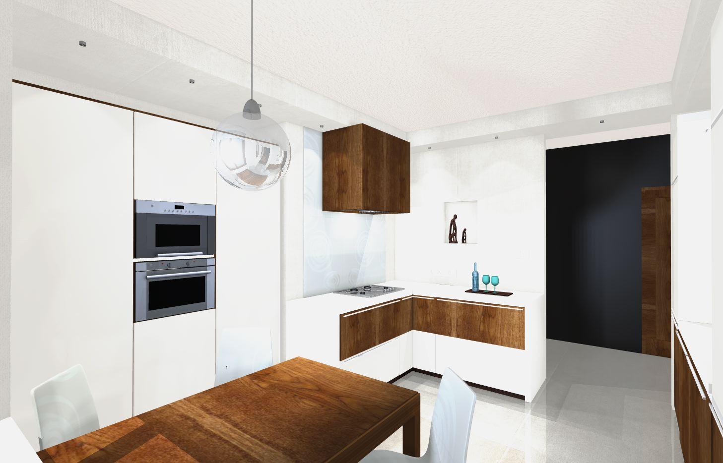 kuchni nowoczesnych kuchnia