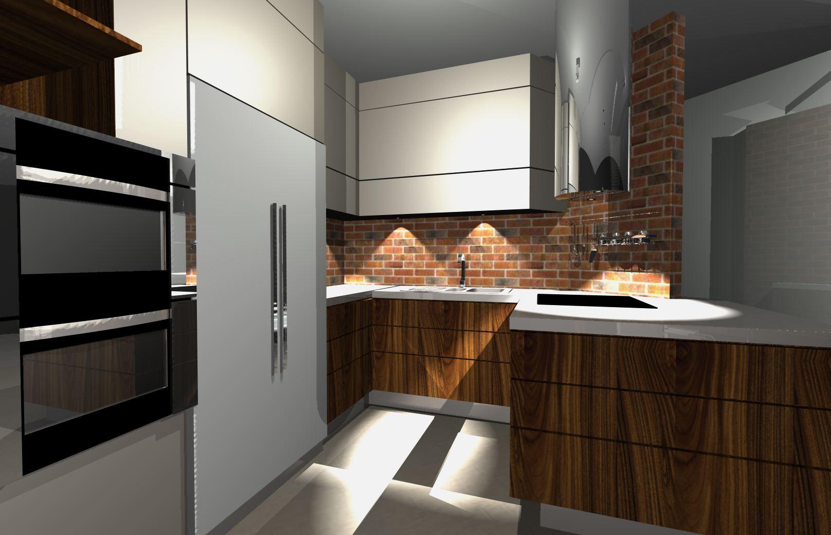 kuchni nowoczesnych kuchnia opaczewska 1 -> Inspiracje Kuchni Nowoczesnych