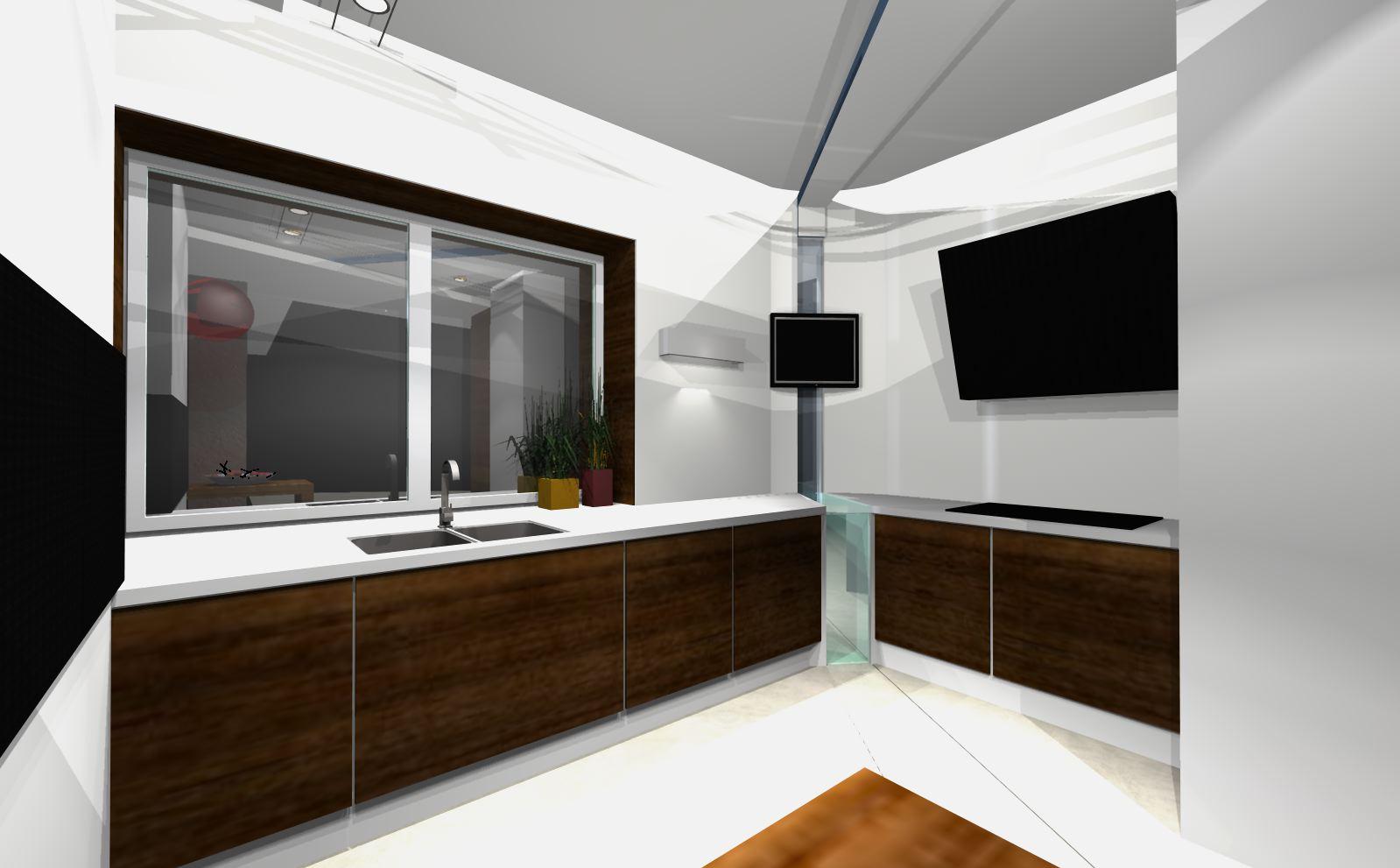 projekty kuchni nowoczesnych kuchnie