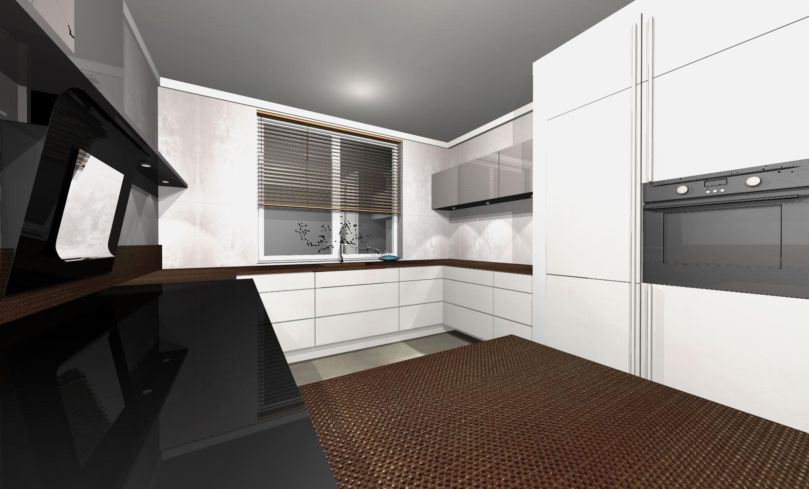 projekty kuchni nowoczesnych kuchnie na wymiar