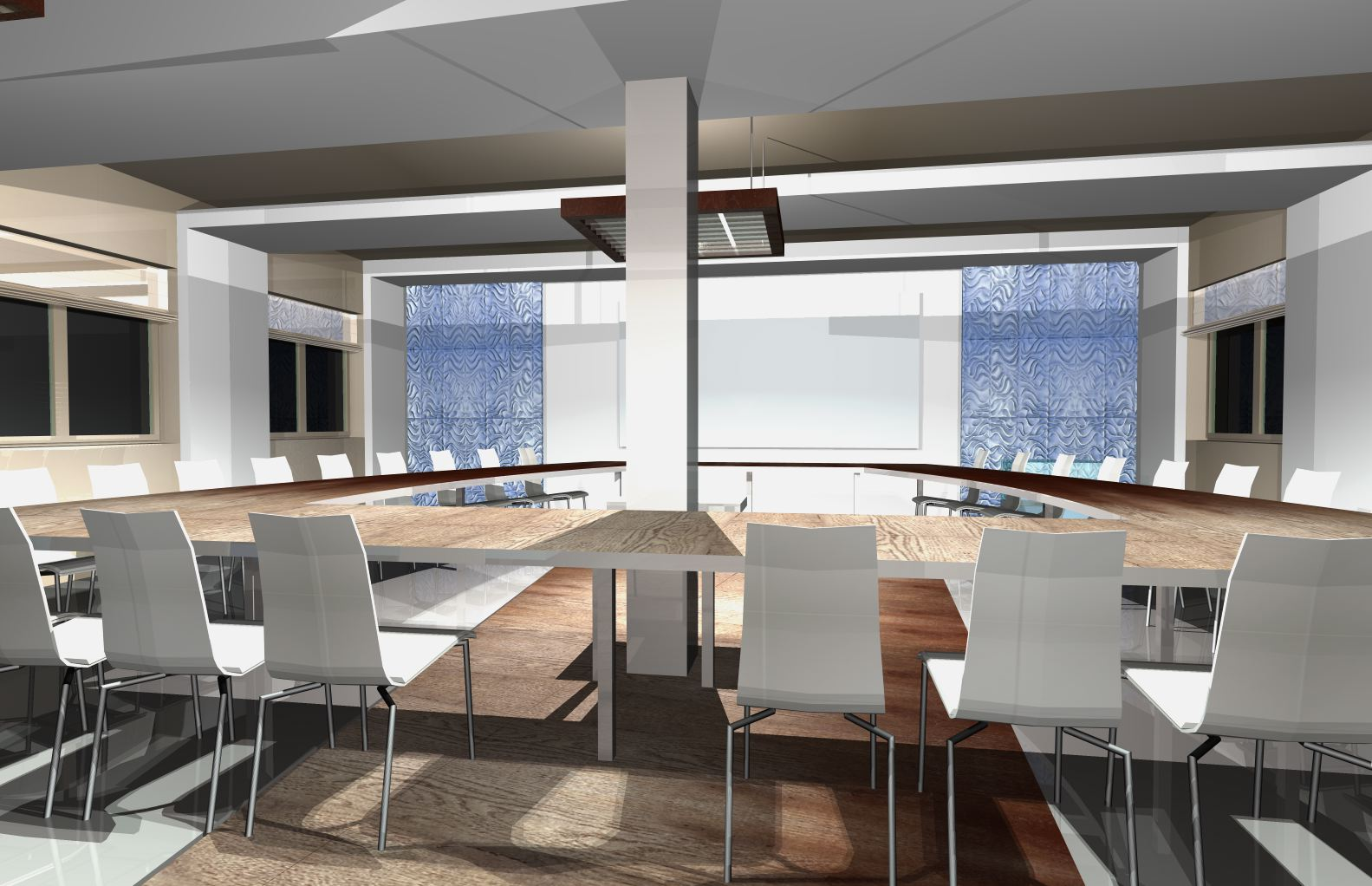 Projektowanie i aranżacja sal konferencyjnych