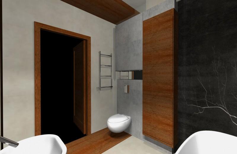 łazienka w bloku