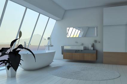 Łazienka na poddaszu – jak zaprojektować?