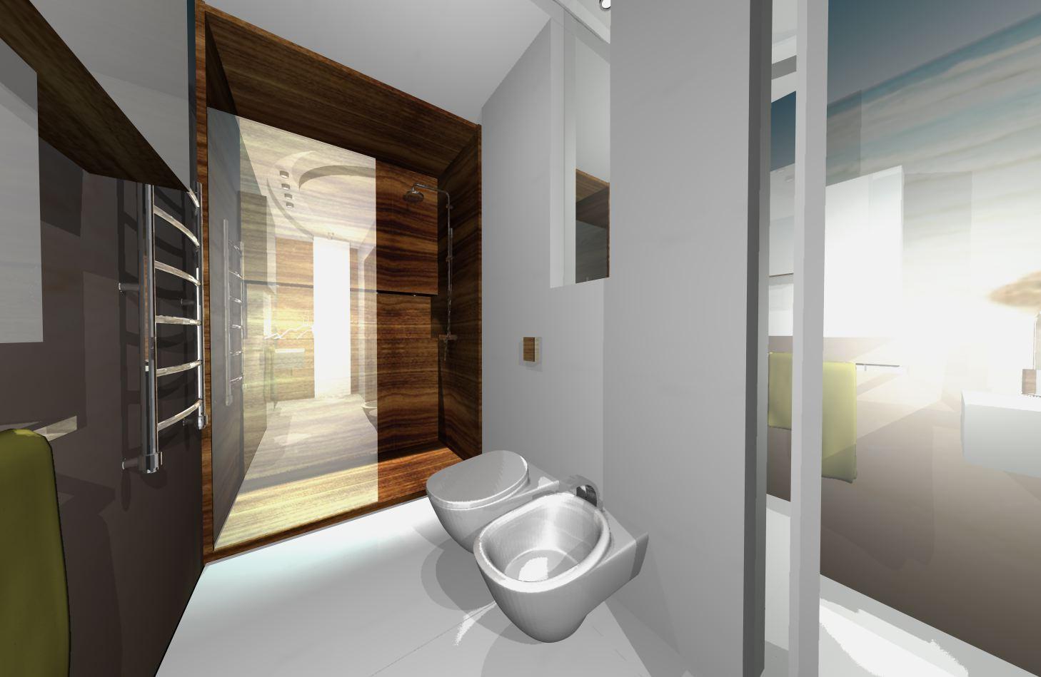 Wąska łazienka Mamy Problem Jak Zaprojektować Wąską łazienkę