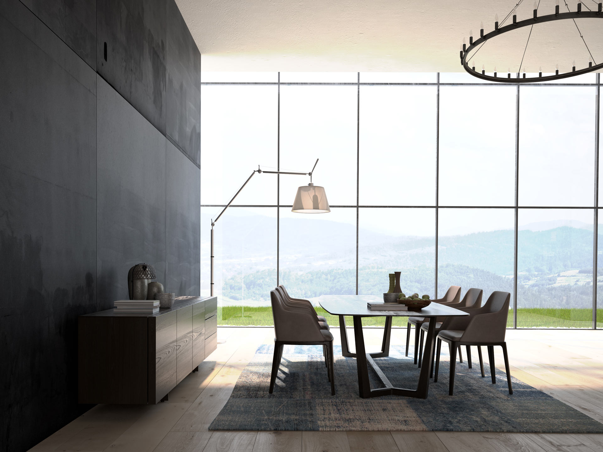 nowoczesne meble salon
