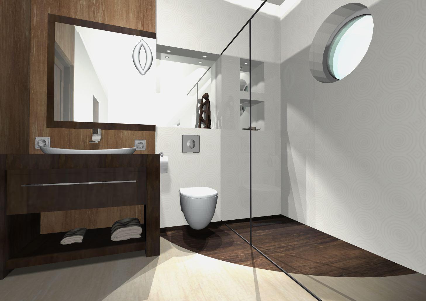 Projekty łazienek > Aranżacje łazienki - Projektowanie